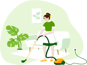 One-time deep cleaning service