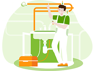 Household appliance repairing service