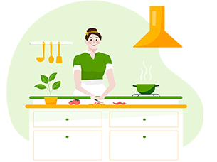 House/apartment cleaning service