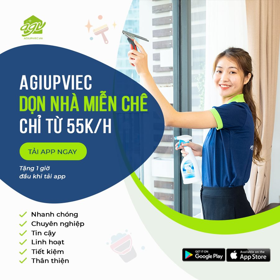 giá dịch vụ dọn nhà theo giờ Hà Nội